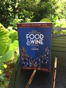 JR Food & Wine passport